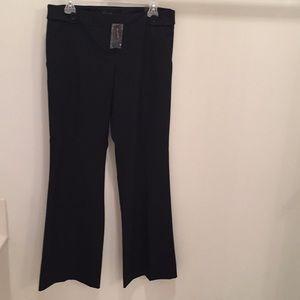 Limited 8R women's drew fit black dress pants